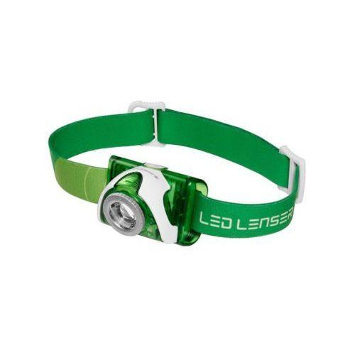 Latarka Ledlenser SEO3 zielona (6003) Darmowy odbiór w 21 miastach! (4029113600309)
