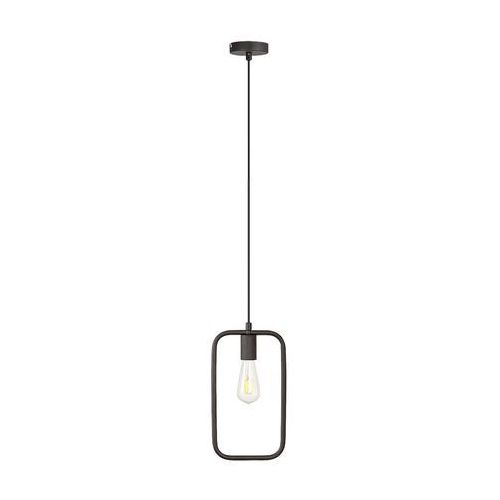 Rabalux Lampa wisząca zwis oprawa levi 1x60w e27 czarny 2567