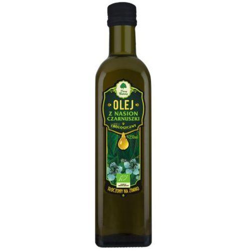Dary natury - inne bio Olej z nasion czarnuszki virgin bio 250 ml - dary natury