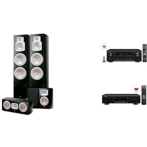 DENON AVR-X1400 + DBT-3313 + NS-777 5.0
