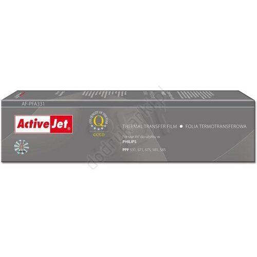 ActiveJet AF-PFA331 folia kopiująca do faksu Philips (zamiennik PFA331) - 1 szt - produkt z kategorii- Pozostałe filmy