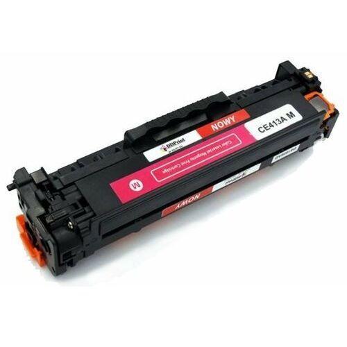 Ce413a magenta / czerwony toner do hp laserjet m351 / m375 / m451 / m475 / 2600 stron nowy zamiennik marki Dragon