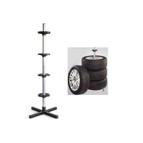 S.t.i ltd. Profesjonalny składany stojak na koła, opony, felgi...