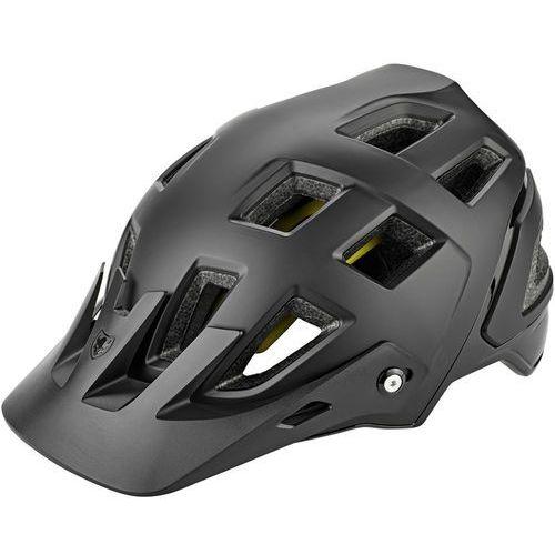 Tsg scope solid color kask rowerowy mężczyźni, satin black l/xl   57-59cm 2020 kaski rowerowe (7640171494654)