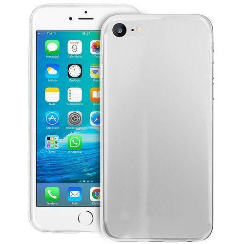 PURO 0.3 Nude - Etui iPhone 7 (przezroczysty) + Szkło ochronne hartowane na ekran iPhone 7, kup u jednego z partnerów