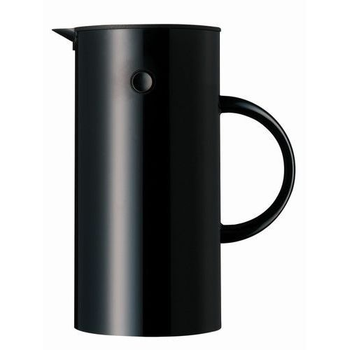 Stelton - termos 0,5 l - czarny - czarny