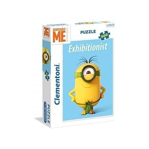 Clementoni 500 elementów minionki (8005125350308)