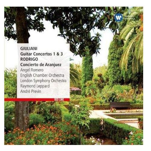 Red Line - Guitar Concertos No. 1 & 3 / Concierto De Aranjuez