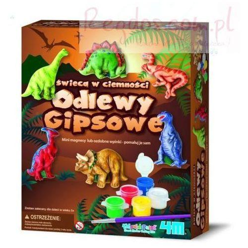 4M Odlewy Gipsowe, Dinozaury