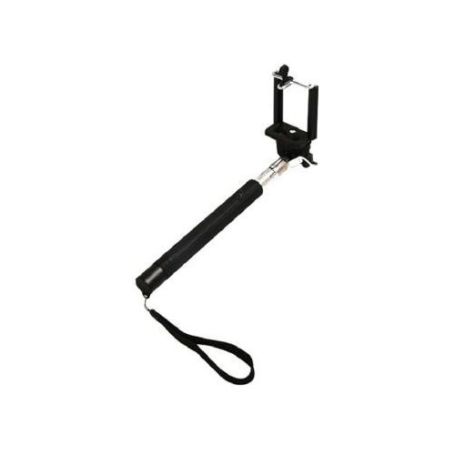 Monopod monopod - smartphones cable telescopic pole selfie stick czarny marki Omega