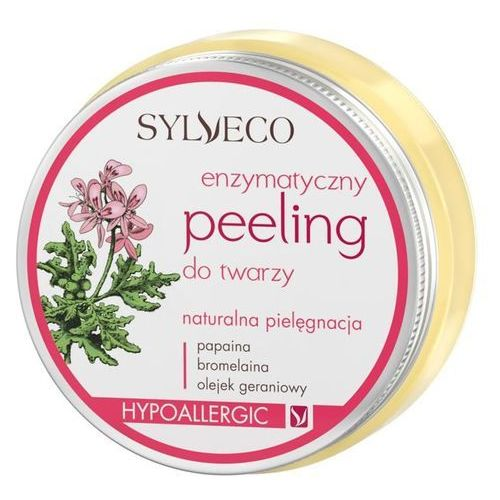 Sylveco Face Care peeling enzymatyczny do twarzy (Hypoallergenic) 75 ml, 2273-0