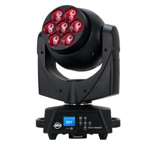 American DJ Vizi Q Wash 7 ruchoma głowa LED DMX Wash Zoom 7x40W RGBW