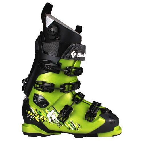 Buty skiturowe factor 110 + podeszwa pinowa marki Black diamond