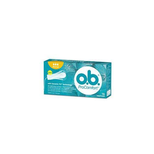 O.b. procomfort normal tampony 56 sztuk (3574661329857)