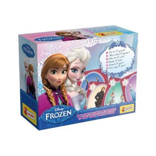 OKAZJA - Liscianigiochi Karty do gry dla najmłodszych frozen