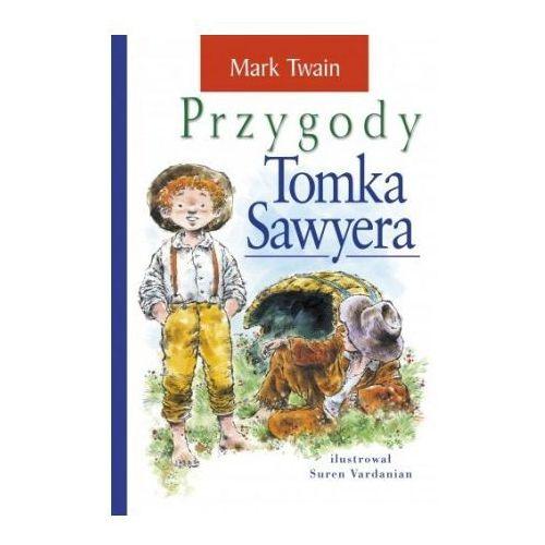 Przygody Tomka Sawyera (9788374371384)