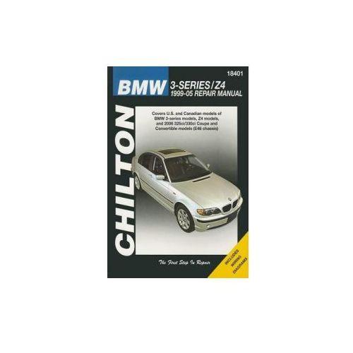 BMW 3 Series / Z4 (99 - 05) (Chilton USA) (9781620920022)