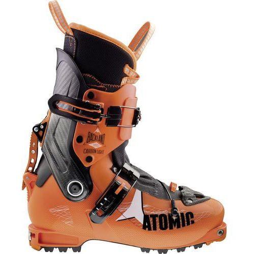 Buty narciarskie backland carbon light pomarańczowa/czarny 27.5, marki Atomic
