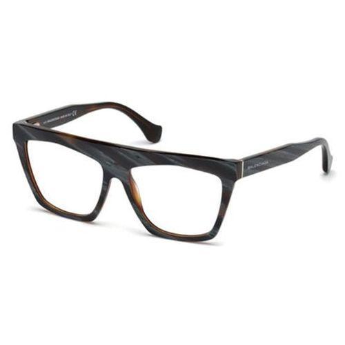 Okulary korekcyjne ba5057 065 marki Balenciaga