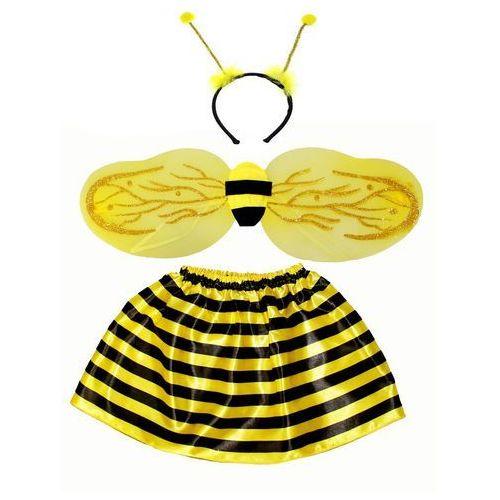 Zestaw Mała Pszczółka: spódnica, skrzydła, czułki (5902557252824)