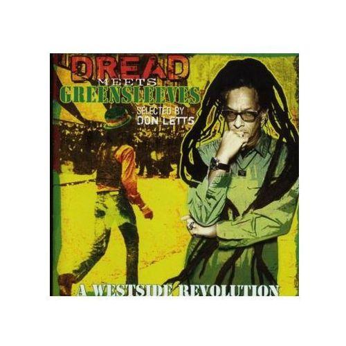 Różni wykonawcy - dread meets  - a westside revolution / select by don letts, marki Greensleeves