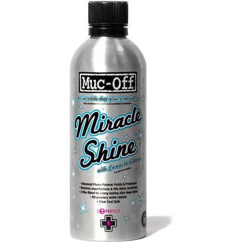 Muc-Off Miracle Shine Polish 500 ml srebrny 2018 Zestawy środków czyszczących (5037835947007)