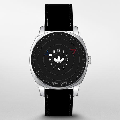 Adidas ADH 3126, męski zegarek
