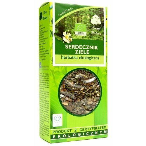 Dary Natury Serdecznik ziele herbatka ekologiczna 100% 50g (5902741004239)
