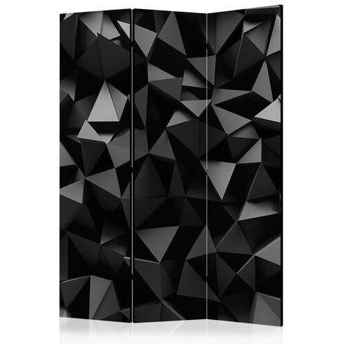 Artgeist Parawan 3-częściowy - głębia geometrii [room dividers]