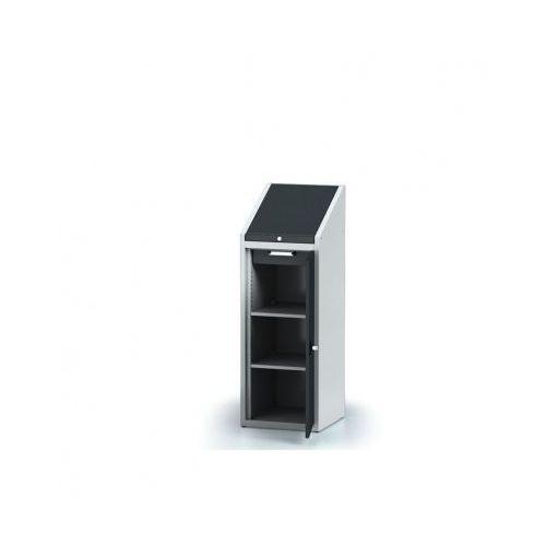 Szafa warsztatowa z nadstawką - 2 półki, 1 szuflada