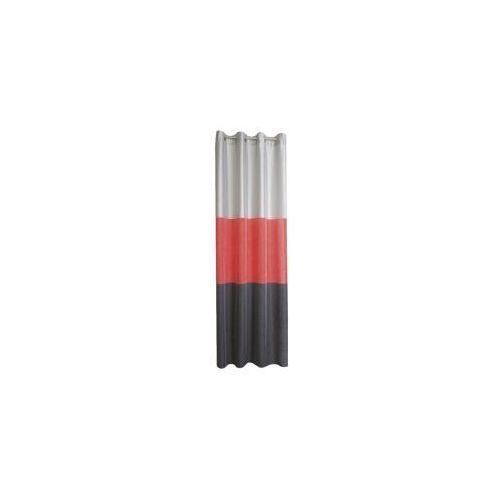 Zasłona Dekoracyjna Eurofirany Sally Czerwony Grafitowy 140x250 140x250