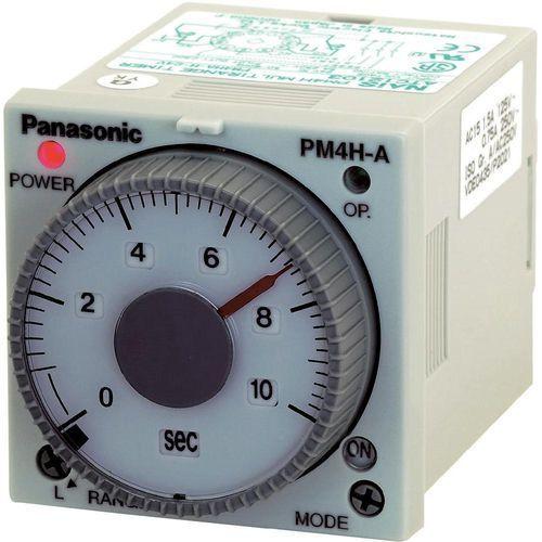 Przekaźnik czasowy  pm4hsh24j, 1 s - 500 h marki Panasonic