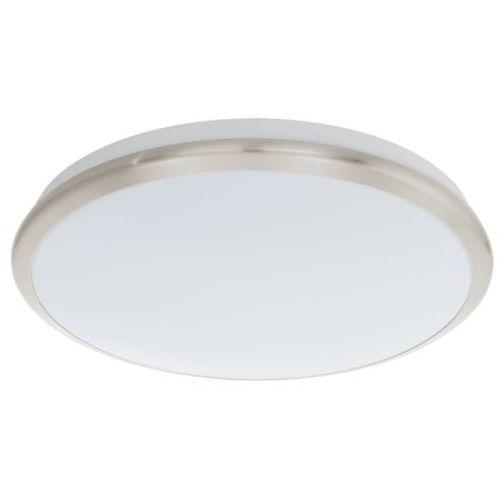 lampa sufitowa 18W MANILVA LED nikiel satyna, EGLO 93499