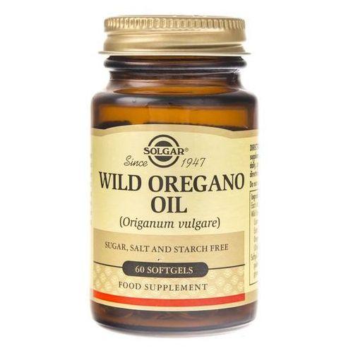 Solgar Olej z dzikiego oregano - 60 kapsułek