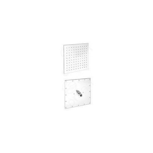 CORSAN Deszczownica kwadratowa 25x25, mosiądz, chrom CMD25, CMD25