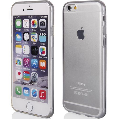Etui QULT Back Case Clear do iPhone 6/6S 4.7 Luxury (5901836732156)