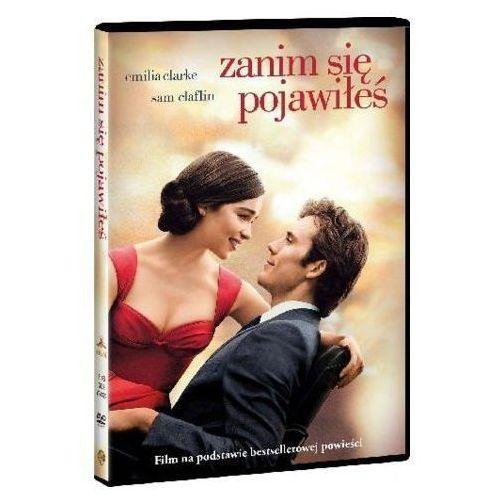 ZANIM SIĘ POJAWIŁEŚ (Płyta DVD) (7321909034327)