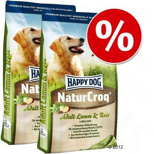 Happy dog naturcroq active 2x15kg (30kg) (4001967022421)