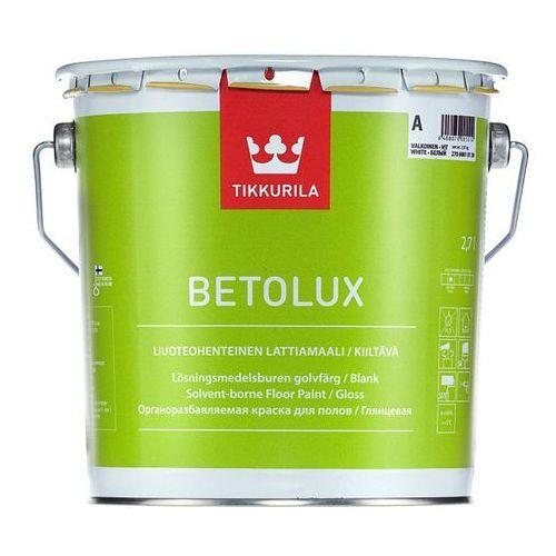 Tikkurila Betolux Floor Paint BAZA A 2,7L