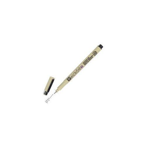 Sakura pigma 03 micron cienkopis 49 black 0,35mm marki Bruynzeel/sakura