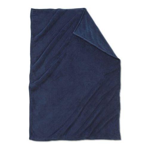 """Koc """"Cashmere Touch"""" bonprix niebieski"""