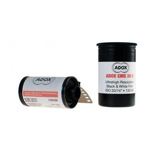 ADOX CMS 20 II ISO 20/36 negatyw cz/b typ 135 - sprawdź w wybranym sklepie