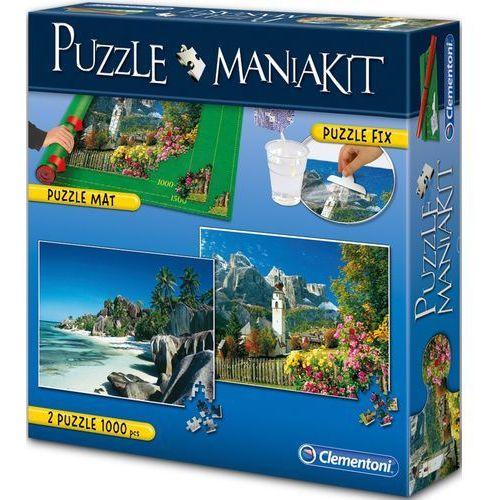 Clementoni, puzzle ManiaKit
