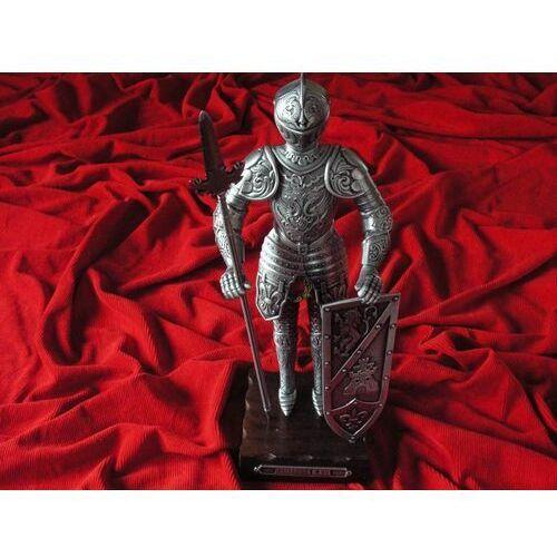 Historyczny duży rycerz z włócznią i tarczą (k825) marki Hiszpania