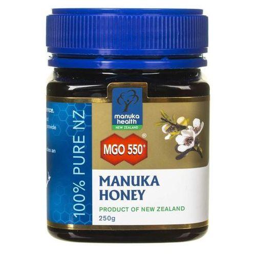 Manuka health Miód manuka mgo 550+ (250 g) (9421023620098)
