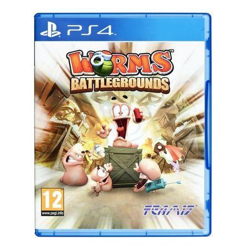 Worms Battleground (PS4)