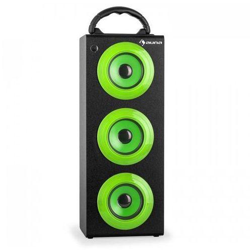 Beachboy XXL Kolumna głośnikowa Bluetooth zielona USB SD AUX UKW
