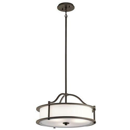 Lampa wisząca EMORY P S OZ KL/EMORY/P/S OZ - Elstead Lighting - Rabat w koszyku, KL/EMORY/P/S OZ