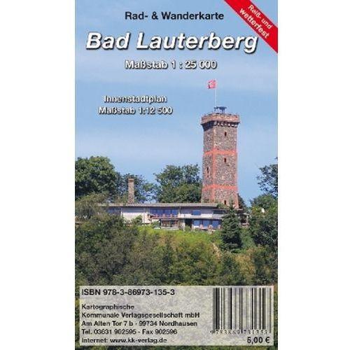 Bad Lauterberg 1 : 25 000