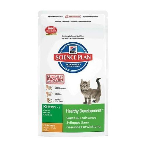 HILL'S Feline Kitten Chicken 10kg - 10kg